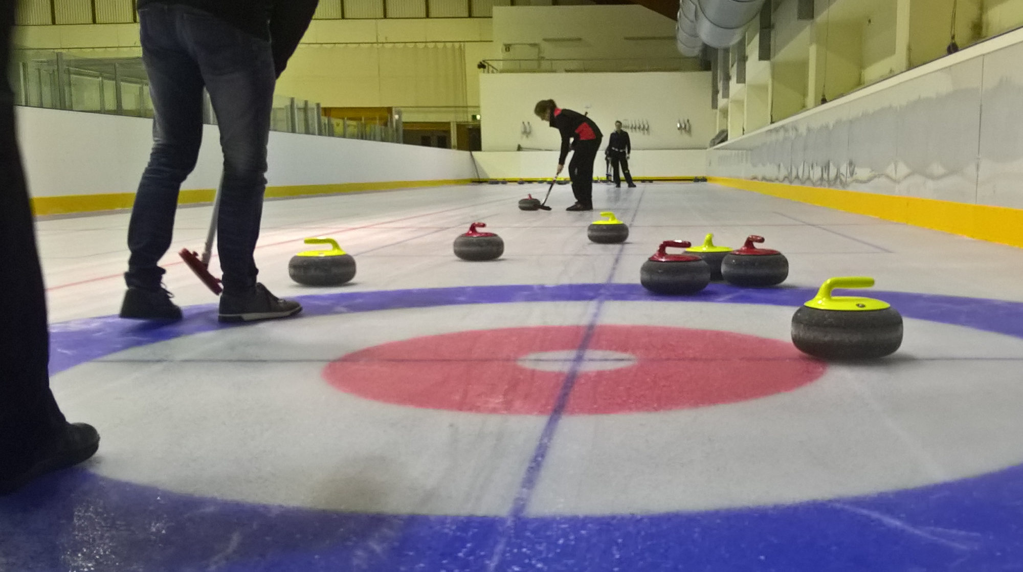 Curling Luxembourg